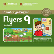 CAMBR YOUNG L.ENG TEST FLYERS 9 CD